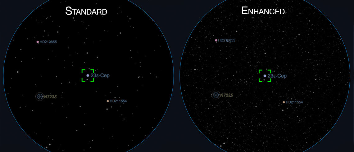 Million Stars The Astronomy App For IPhone - Star map iphone
