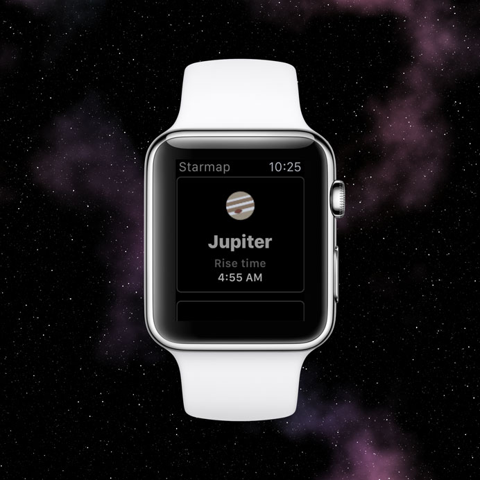 Starmap The Astronomy App - Star map watch