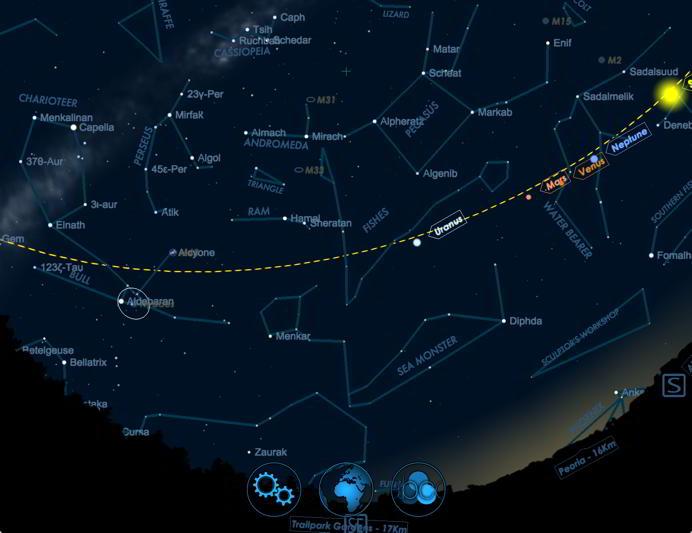 Starmap: the astronomy App